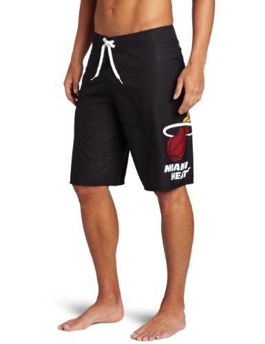 Quiksilver Men'S Heat Boardshort, Black, 34
