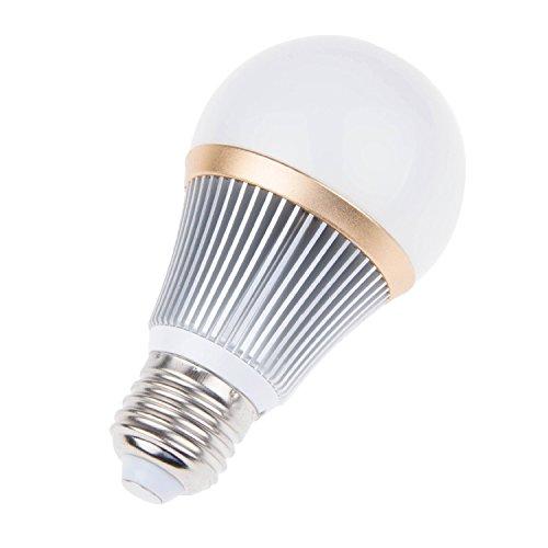 5 Watt A19 Led Bulb, Cool White E27 Led Globe Light, Halogen Replacement