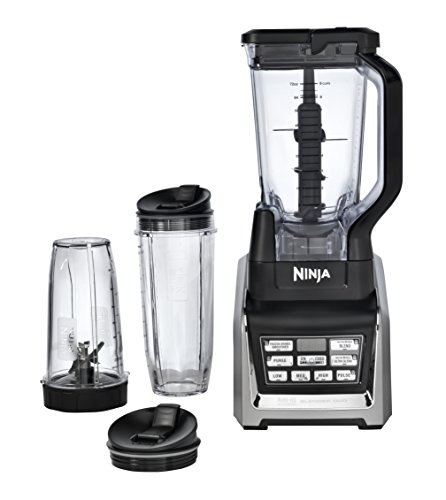 Nutri Ninja Blender Duo with Auto-iQ (BL641) (Ninja One Cup Blender compare prices)
