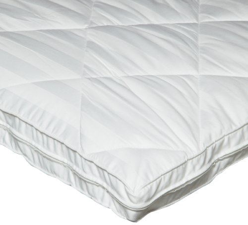 Hollander Flexotech 300 Thread Count Cotton Mattress Pad, Full