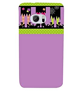 Stylish Cartoon Shoes Cute Fashion 3D Hard Polycarbonate Designer Back Case Cover for HTC 10 :: HTC One M10