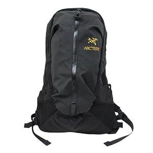 ARC\\\'TERYX (アークテリクス)『Arro 22 Backpack』(Black) (ONE SIZE, Black)