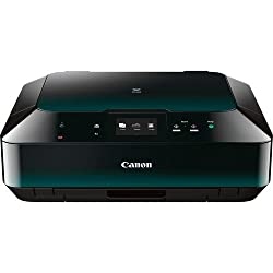 Canon PIXMA MG6320 Blue Photo Wireless All-In-One Inkjet Printer Touch Screen