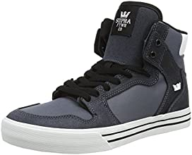 Supra Vaider, Unisex Adults' Hi-Top Sneakers