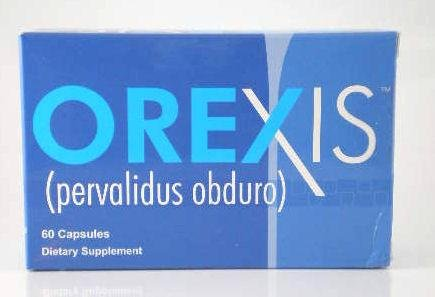 Orexis 60 Caps Male Sexual Enhancement Formula