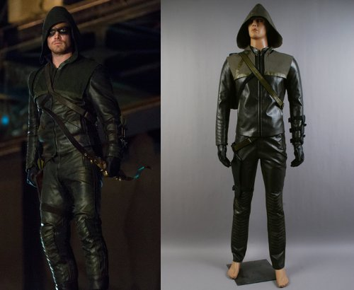 Green Arrow Arrow Costume Arrow Oliver Queen Green Arrow