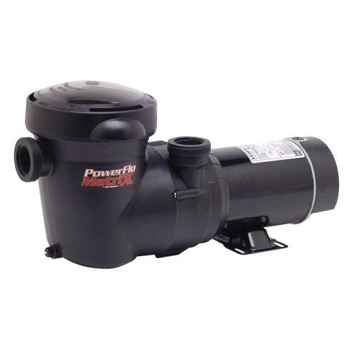 Smart Pick Hayward Sp1593fttl Power Flo Matrix 1 1 2 Horsepower Above Ground Pool Pump With