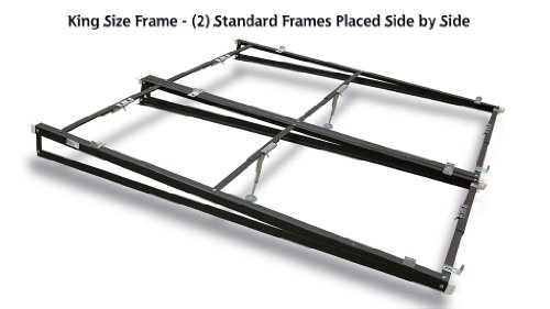 Beds Up Bed Elevating Inclined Frame Insert King Size