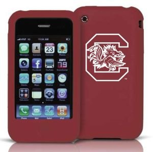 South Carolina Gamecocks iPhone Varsity Jacket Case