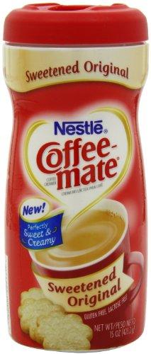 Coffee-Mate Flavored Powdered Coffee Creamer