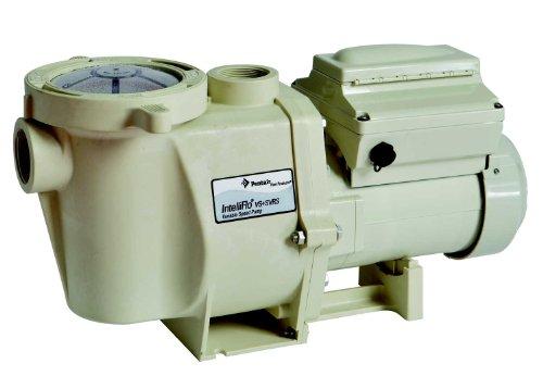 Pentair 011017 IntelliFlo VS+SVRS High Performance 230-Volt 16 Amp Pool Pump, Almond
