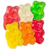 Albanese Sugar Free 6 Flavor Gummi Bears, 5LB