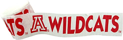 NCAA Arizona Wildcats Team Party Streamer