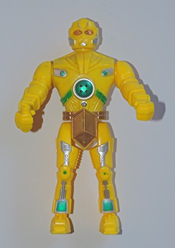 Space Defender Poseable Figure - Fun for All Ages! (color varies)