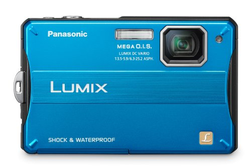 Panasonic Lumix DMC-TS10 14.1 MP Digital Camera
