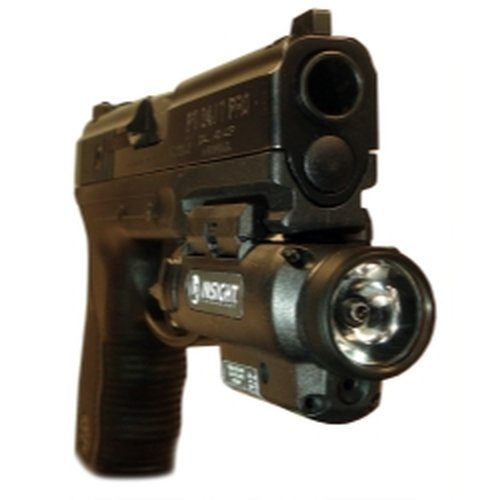L-3 Eotech (Istwl1-000-A1) Weapon Light One, Aa, With Laser, Quick Release, Pistol Kit