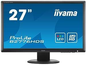 """Iiyama B2776HDS B2 Ecran PC LCD 27"""" (68,6 cm) 1920x1080 DVI HDMI"""