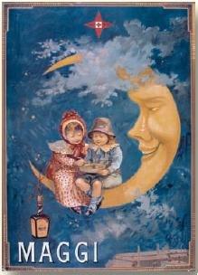 editions-clouet-29003-tableau-daffichage-maggi-lune-cp-metal-15-x-21-cm