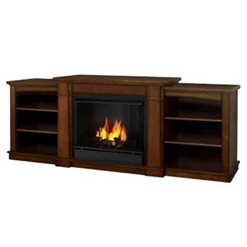 Hawthrone Gel Fireplace Color: Burnished Oak