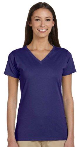 Econscious Ec3052 Ladies Short Sleeve T Shirt. - Iris - 2Xl front-533719