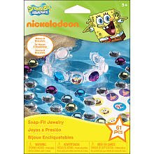 EK Success Nickelodeon SpongeBob Snap-Fit Jewelry Kit at Sears.com