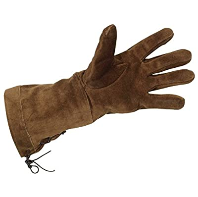 Armor Venue - Suede Swordsman Gloves