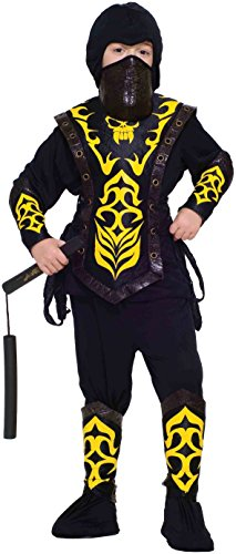 Forum Novelties Deluxe Ninja Master Child Costume, Medium