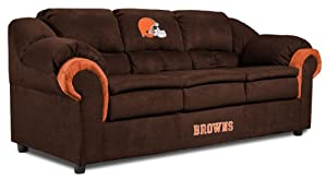 NFL Dallas Cowboys First Team Microfiber Sofa by Imperial