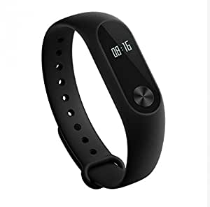 Micromax Canvas Doodle 2 A240 Compatible and Certified Heart Rate Monitor Smart Wristband with OLED Display ( Get Mobile Charging Cable worth Rs 239 FREE & 180 days Replacement Warranty )