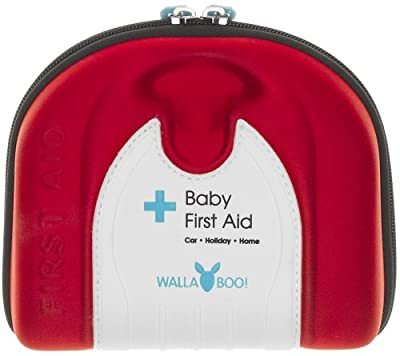 Tactical First Aid Kit: Wallaboo Basic First Aid Kit for Babies, Durable and Sturdy, Camper from Wallaboo