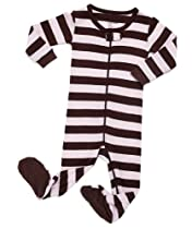 Leveret Footed P&B Pajama Sleeper (18-24 Months)