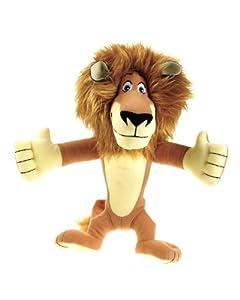 Madagascar talking alex the lion soft plush doll toy for Alex co amazon
