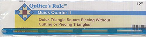 Quilter's Rule Quilter's Quick Quarter Inch Marking Tool 12