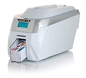 Magicard Rio Pro Professional Single-Sided ID Card Printer - Upgradable to Double-Sided - 3 YR Ultracover Plus Unlimited