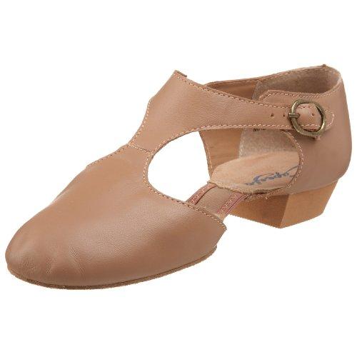 Capezio Women'S Pedini 321 Shoe,Suntan,12 M Us