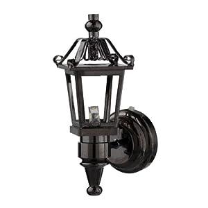 Dollhouse Miniature Lichfield Coach Lamp by Houseworks