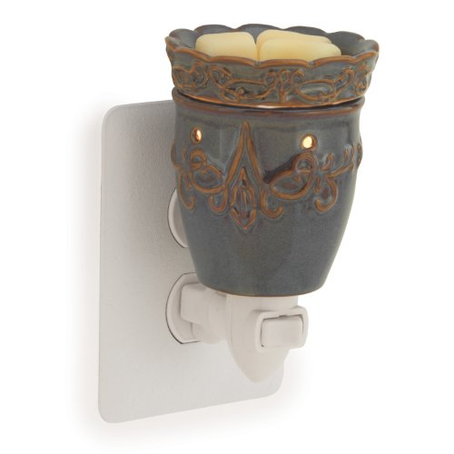 Candle Warmers Etc. Plug-In Fragrance Warmer, Imperial Plum