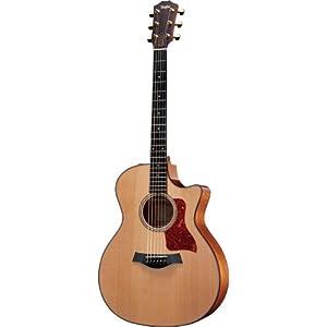 taylor guitars 514ce grand auditorium acoustic electric guitar musical instruments. Black Bedroom Furniture Sets. Home Design Ideas