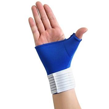 trixes pouce lastique attelle attelle pour poignet gant de de sport sports et. Black Bedroom Furniture Sets. Home Design Ideas