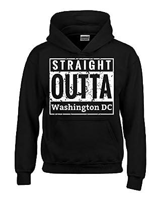 Straight Outta Washington Dc - Hoodie