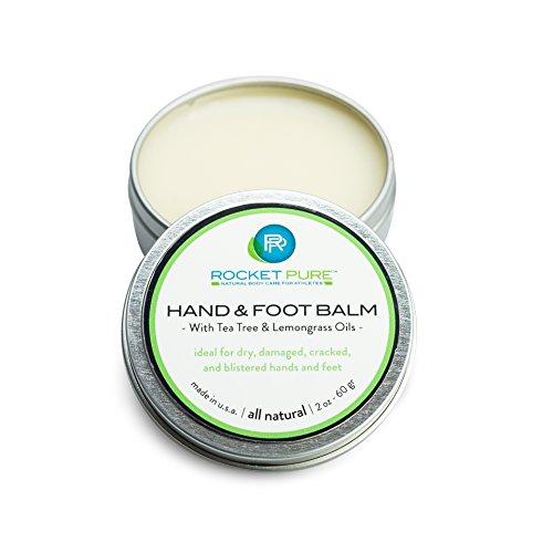 Natural Hand and Foot Repair Balm for Athletes.