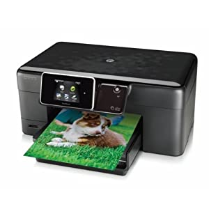 HP - Photosmart Plus 2011 - Imprimante multifonctions jet d'encre - couleur - 32 ppm - Wifi - USB 2.0