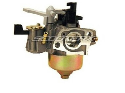196cc 6.5 Hp & 163cc 5.5 Hp Carburetor w/ Choke Lever for Go Kart Mini Chopper Generator (Carberator Intake compare prices)