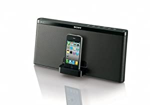 Sony RDPX30IP.CEK Speaker Dock for iPod or iPhone Media Playback