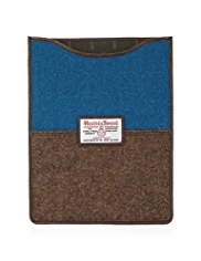 Pure Wool Harris Tweed iPad Envelope