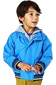 Hooded Mock Layer Jacket with Stormwear™