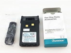 Dig N Dig Original Wouxun KG-UV6D KG-UVD1P KG-UV2D Handheld Two Way Radio Battery Pack 74V 1700Ah125