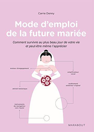 Mode d'emploi de la future mariée (Organisation-Vie quotidienne)