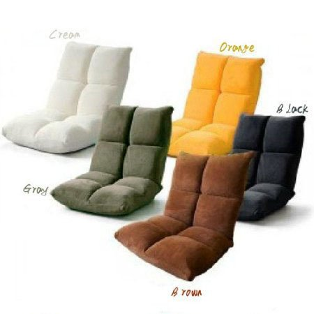 Futon Chair Recliners Floor Folding Chairs Living Room Gaming Chair