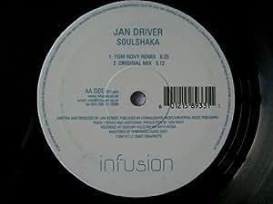 "JAN DRIVER Soulshaka 12"""